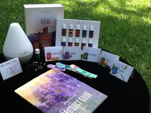 Young Living Essential Oil New Premium Starter Kit